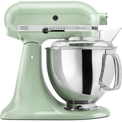 KitchenAid Artisan Series 5-Quart Tilt-Head Stand Mixer in Pistachio