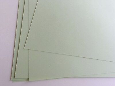 Smooth PASTEL GREEN Card 60 x A4 Invitation Card Card stock