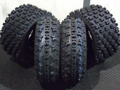 New CAN-AM DS 650 2000-2007 MASSFX Quad Sports Tires 21x7-10 20x10-9