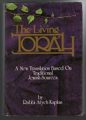 The Living Torah the Five Books of Moses