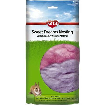 Superpet Sweet Dreams Cotton Nesting Bedding Super Pet Small Animal Free Ship