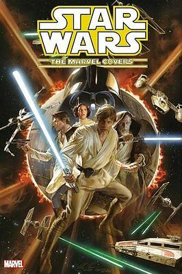 Star Wars: The Marvel Covers Volume 1 Harrold  Jess 9780785198383