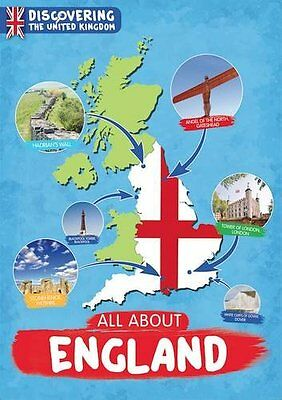 All About England Harrison  Susan 9781910512753