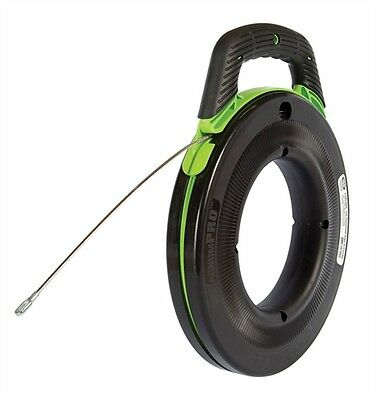 Greenlee FISHTAPE, STEEL-150' W/LEADER - FTS438DL-150 NEW
