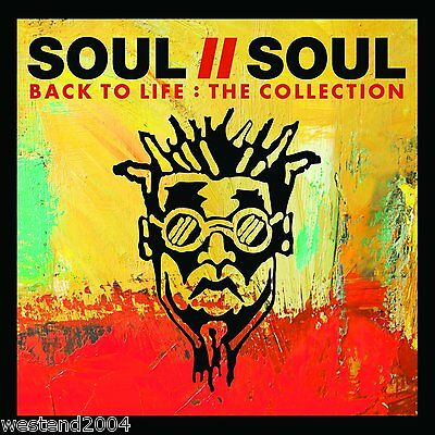 Soul 2 Soul ~ Back To Life ~ Collection ~ NEW CD Album ~ Very Best of