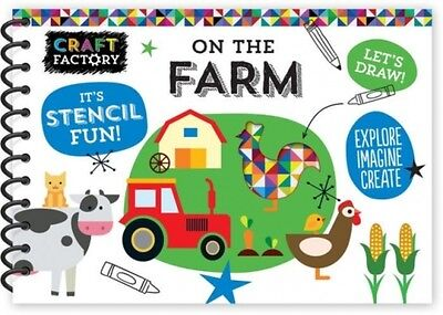 Craft Factory On The Farm  9781474833103