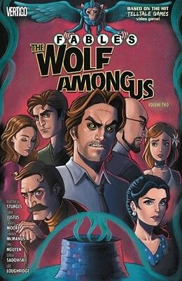 Fables The Wolf Among Us Sturges  Matthew 9781401261375