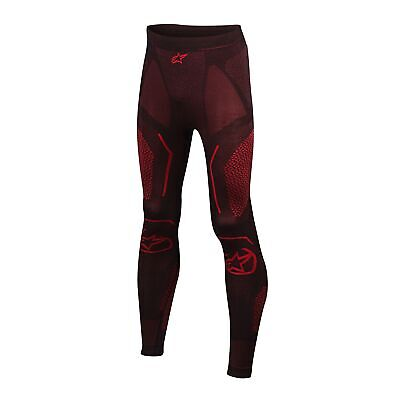 Alpinestars Race Tech Base Layer Motorcycle Riding Bottoms/Trousers - Black/Red