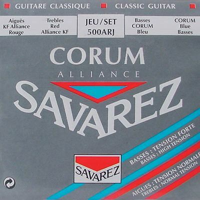 Carbonsaiten Gitarre Savarez Concert Alliance 540R standard tension