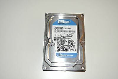 "Western Digital WD Caviar Blue WD5000AAKX SATA 3.5"" HDD 6GB/s 16MB 7200rpm"