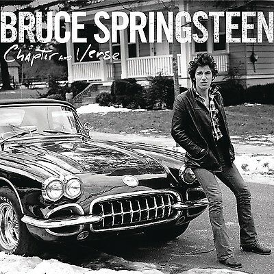 Bruce Springsteen - Chapter and Verse - New CD Album
