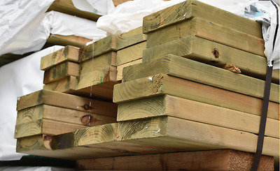 Pack Lot - 190 x 45 x 4.8m F5 Structual Treated Pine - 32pcs $5.60 per metre