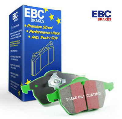 TO CLEAR - NEW - EBC Front Greenstuff 6000 Series Brake Pads Set DP61759
