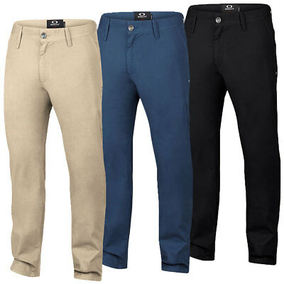 Oakley Sports 2016 Mens Sims Chino Pant Lifestyle Trousers Slim Fit Casual Style