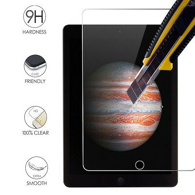 Premium Real Tempered Glass Film Screen Protector for Apple iPad Pro 9.7""