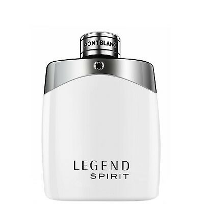 NEW Montblanc Legend Spirit Eau de Toilette Spray 30ml Fragrance FREE P&P