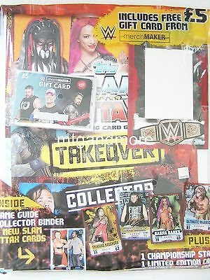 Slam Attax Takeover Starter Pack inklusive Limited Card