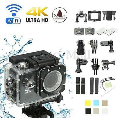 SJ9000 1080P 4K Ultra HD Wifi Waterproof Sport Action Camera DVR Cam Camcorder