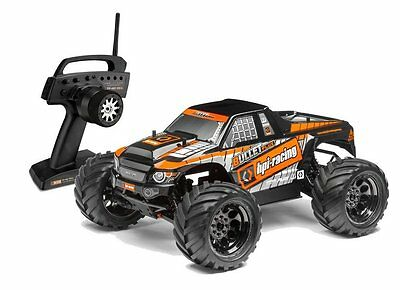 HPI H110663 Bullet MT Flux 4WD Electric Monstertruck 2.4 GHz RTR 1:10