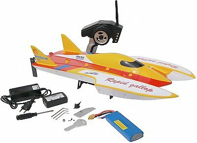Monstertronic 6028 Speedboat 61cm brushless 3s Barracuda 2.4 GHz RTR