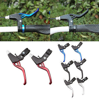 Top Grade Lightweight Alloy MTB Bicycle Fixed Gear Bike Hand Brake Handle Lever