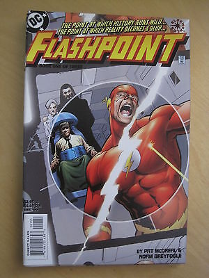 The FLASH : FLASHPOINT #  1. ELSEWORLDS. DC.1999