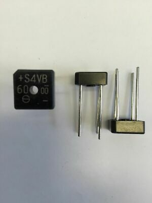 S4Vb60 Silicon Bridge Rectifier 600V 4A Sqip-4