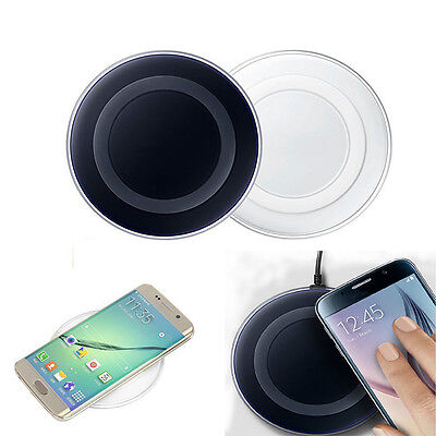 QI Wireless Battery Charger Charging Pad for Samsung Galaxy S3 S4 S5 Note 3 2 LG