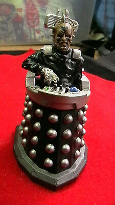 """Doctor Who DAVROS Figure Leader  3.5"""" high  DAMAGED SO FOR REPAIRS"""