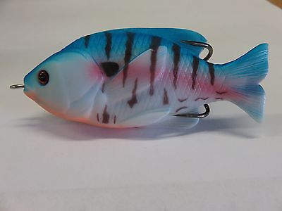 "1 New 3-1/2"" Sunfish Topwater Fishing Lure  *S1*"