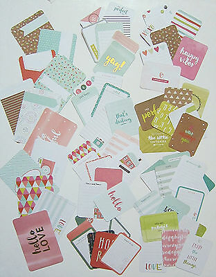 """New!  PROJECT LIFE """"Becky Higgins""""  [LITTLE MOMENTS]  1/2 Core Kit  (288 cards)"""