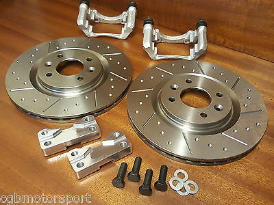Renault Clio 1.8 16V Mark 1 One New Front Big Brake Conversion 285Mm Discs