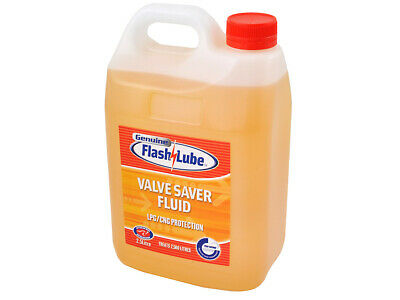 FLASHLUBE 2,5L Kanister VALVE SAVER FLUID Flash-Lube Additiv LPG Autogas
