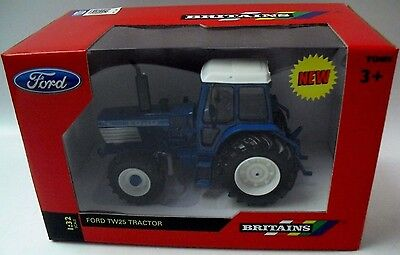 Britains 43011 Ford Tw25 Tractor 1:32 Scale