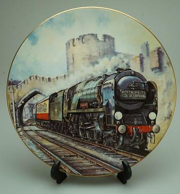 Royal Doulton The Age of Steam Southern Pride PN106 Plate Original Box P146