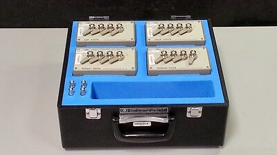 Agilent / HP 16380A Standard Air Capacitor Set, 1pF to 1000pF