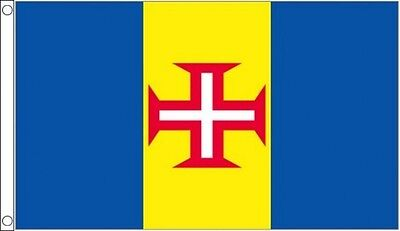 3' x 2' MADEIRA FLAG Madeiran Portugal Portuguese Regional Flags European Europe