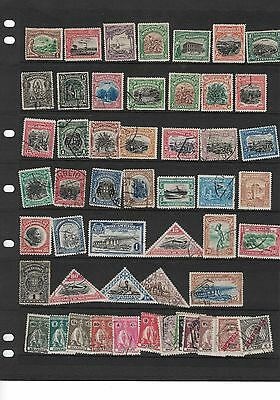 Mozambique Fine Used Selection of 53 Stamps