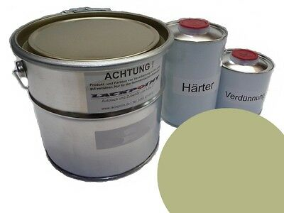 1,75 Liter Set 2K Car paint GDR Tundra grey Simson Swallow Sparrow IFA Lackpoint