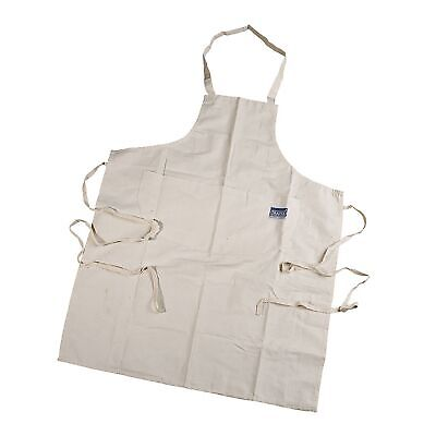 Draper Heavy Duty Cotton Joining / Workshop / Mechanic Apron / Bib - 72930
