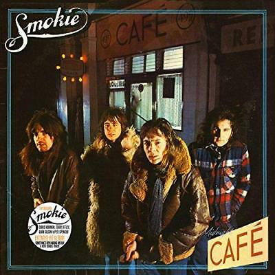 Smokie - Midnight Cafe (New Extended Version) (NEW CD)