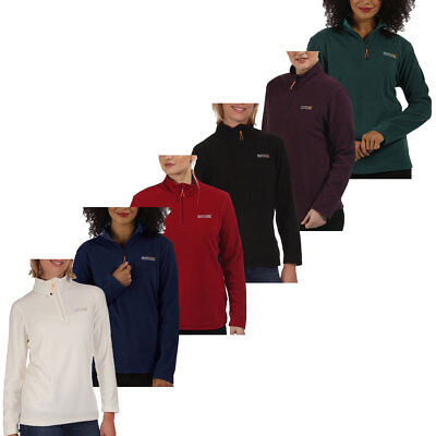 35% OFF RRP Regatta Womens Sweethart Fleece Half Zip RWA027 Outdoor Pullover