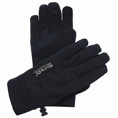 Regatta 2016 Unisex Touchtip Stretch Touch Screen Winter Gloves