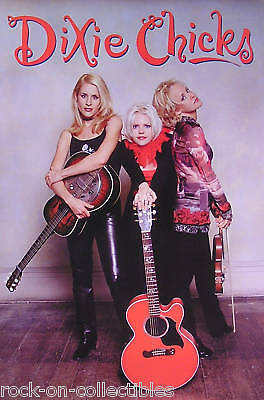 Dixie Chicks 1998 Self-Titled Original Store Promo Poster