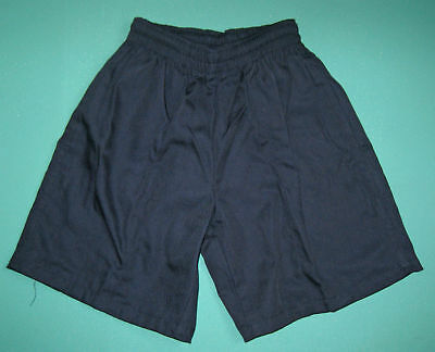 NEW School Uniform Shorts Navy size 5 to 16