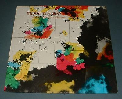 CREATION REBEL*NEW AGE STEPPERS threat to creation 1981 UK CHERRY RED LP