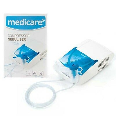 Medicare Compressor Nebuliser Treatment of Respiratory Conditions of Lungs Home