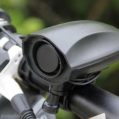 New Bike 110db Electronic Cycling Bicycle Handlebar Lound Sound Ring Bell Horn