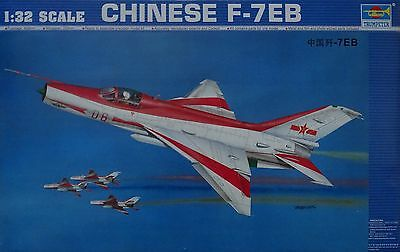 TRUMPETER® 02217 Chinese F-7EB in 1:32