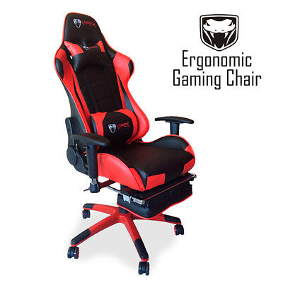 Racing race chair Office Gaming sport Executive Computer Seat - FREE POSTAGE!